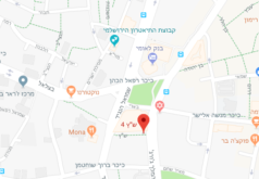 רחוב שץ 4 ירושלים