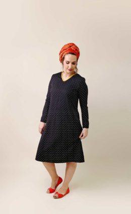 שמלת פוליאנה – נייבי נק'