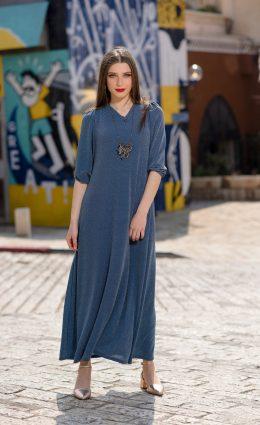 שמלת עלמה – ג'ינס