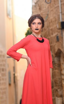 שמלת שושה – פוקסיה
