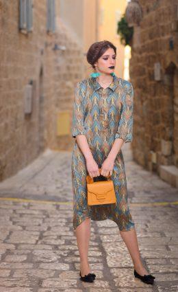 שמלת לילי – גאומטרי