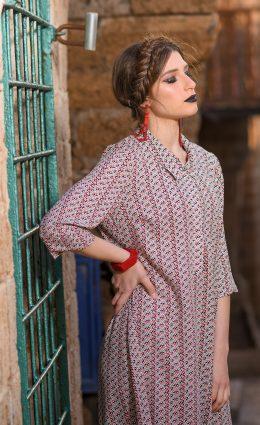 שמלת לילי – משולשים