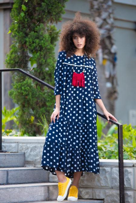 שמלת אילה – עיגולים