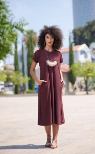 שמלת בטי - חציל
