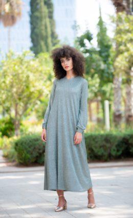 שמלת איזבלה – ירוק
