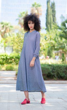 שמלת איזבלה – כחול