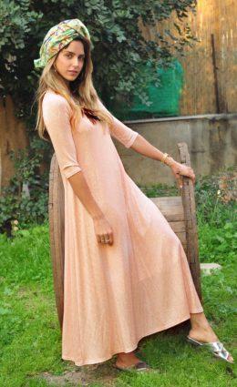 שמלת הוד – ורוד