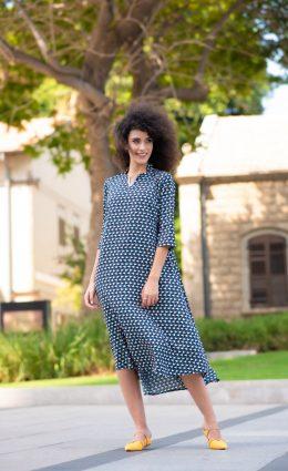 שמלת הדסה – ירוק