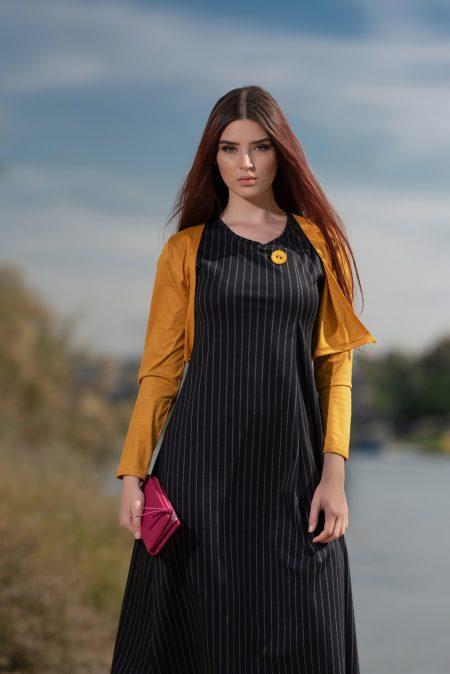 שמלת שבות – פסים