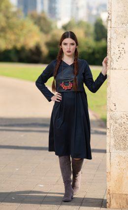 שמלת ג'סיקה – נייבי
