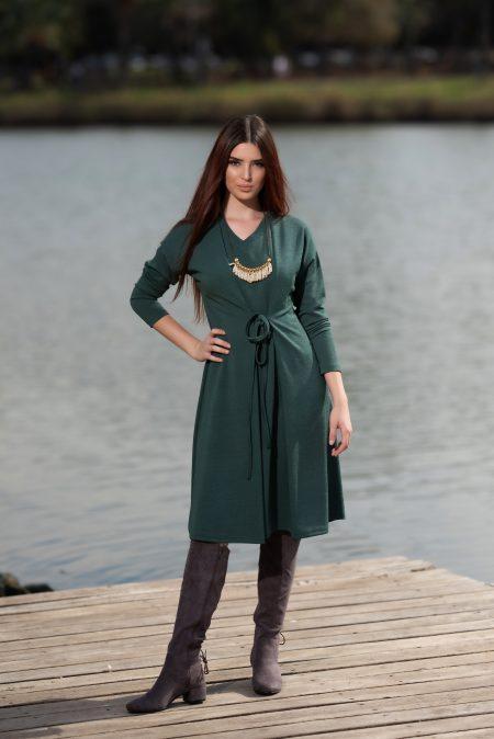 שמלת הללי – ירוק