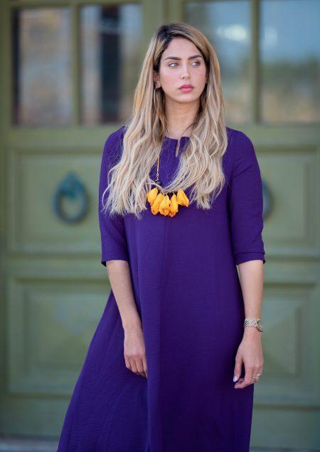 שמלת לוטם – סגול