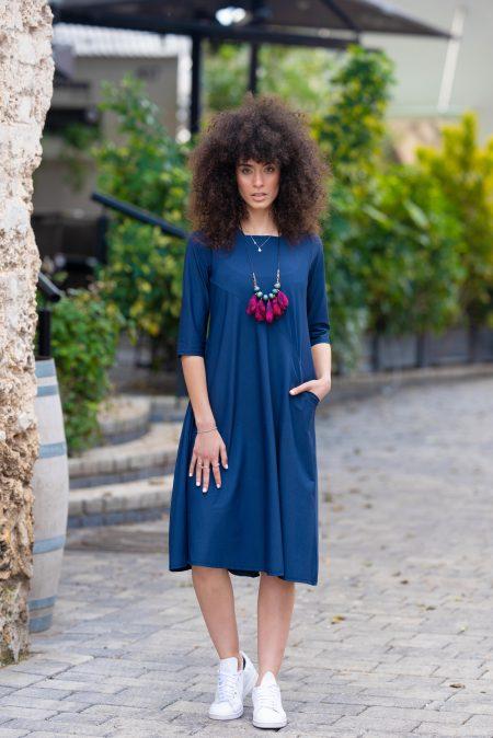 שמלת טל – ג'ינס