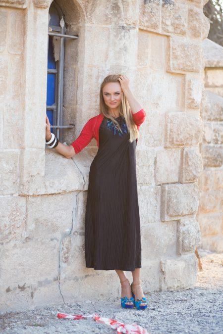שמלת שבות-שחור לורקס