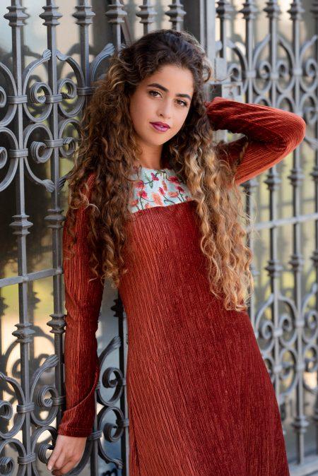 שמלת שחר – חמרה