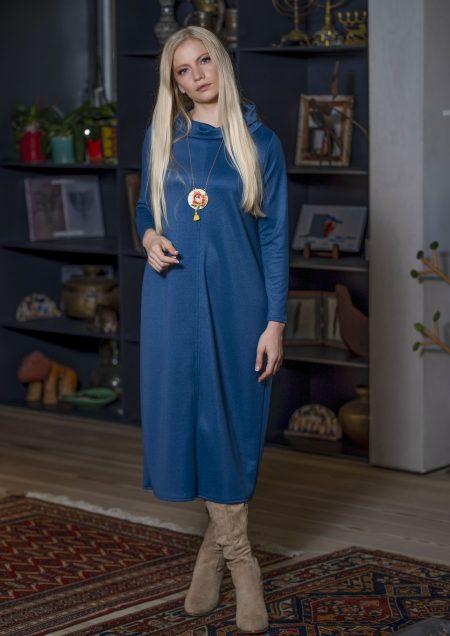 שמלת אדווה – ג'ינס