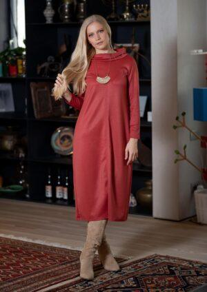 שמלת אדווה - חמרה
